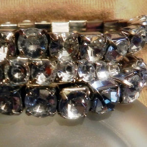 Jewelry - NWOT 3 Stack Bracelets - Bling + KaChing